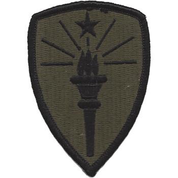 U.S. Indiana National Guard Patch