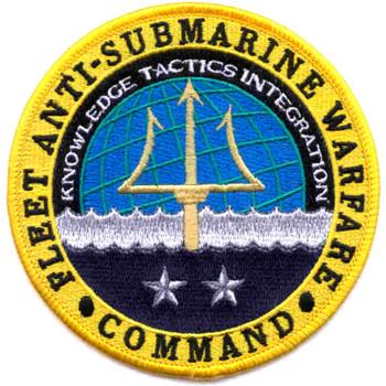 US Fleet Anti-Submarine Warfare Command Patch