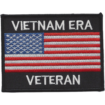 US Flag Vietnam Era Veteran Patch