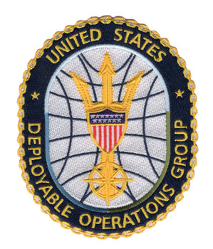 US Deployable Operations Group Patch