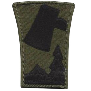 70th Infantry Division Patch