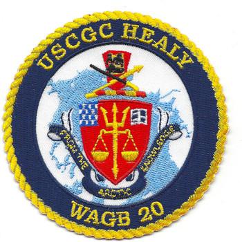 USCGC Healy WAGB-20 Patch