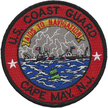 USCG Cape May New Jersey