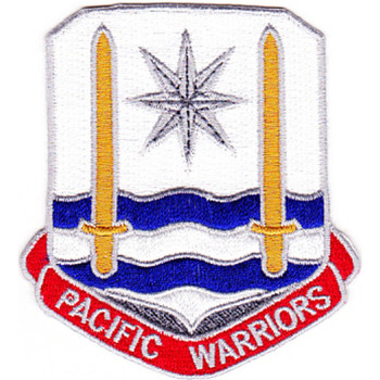 US Army Pacific Special Troops Battalion Patch STB-43