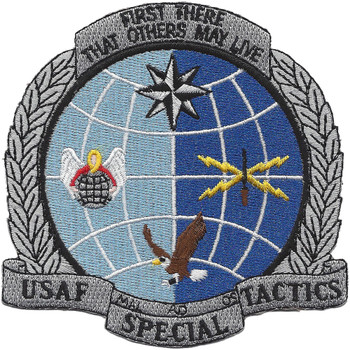 USAF Special Tactics Patch