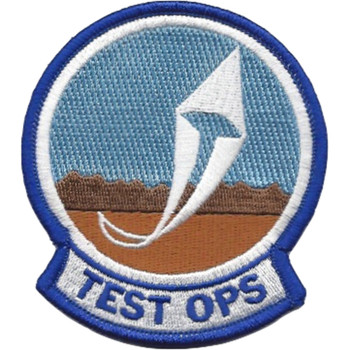 USAF 445th Flight Test Operations Patch