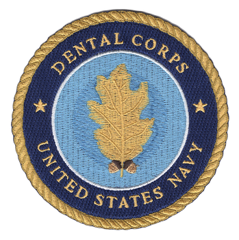 United States Navy Dental Corps Patch
