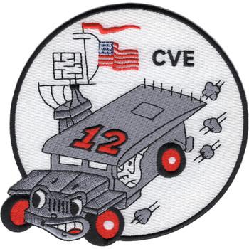 USS Copahee CVE-12 Patch