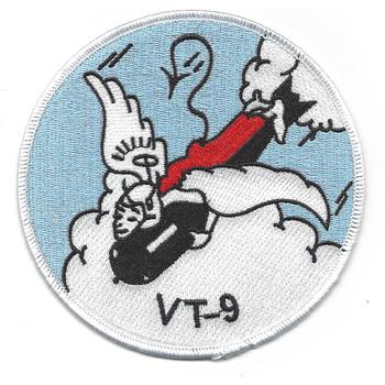 Torpedo Squadron Nine WWII Patch