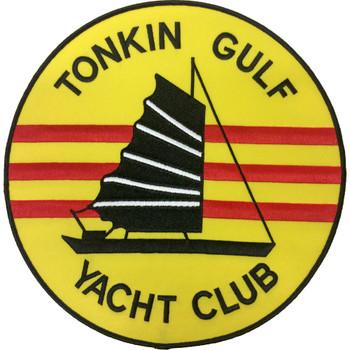 Tonkin Gulf Yacht Club Back Patch