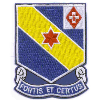 52nd Infantry Regiment Patch