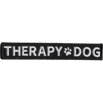 Therapy Dog Vest Patch