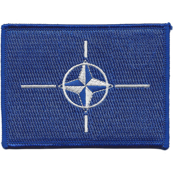 The NATO Flag Patch