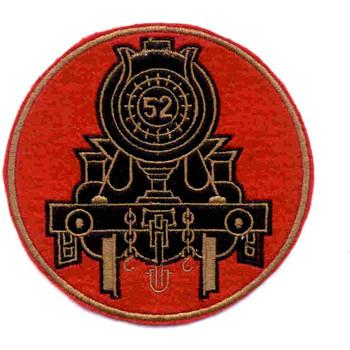 52nd Artillery Group Patch