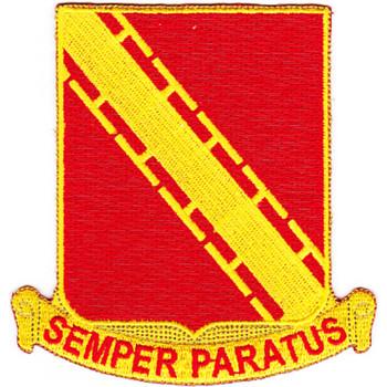 52nd Air Defense Artillery Regiment Patch