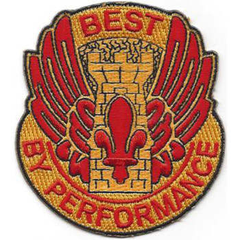 526th Airborne Support Battalion Patch