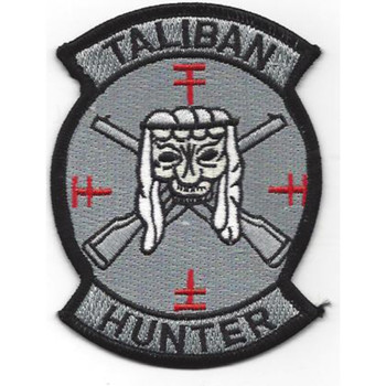 Taliban Hunter Patch