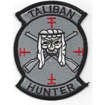 Taliban Hunter Patch