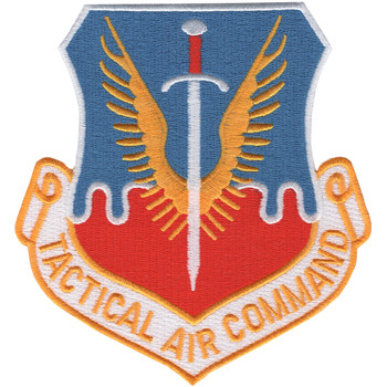 Tactical Air Command Large Patch