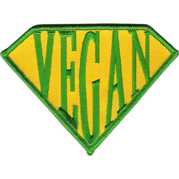 Super Vegan PatchA