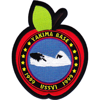 Submarine Yakima Base USSVI Patch