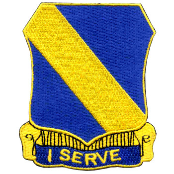 51st Infantry Regiment Patch