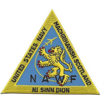 U.S. NAWF Machrihanish, Scotland