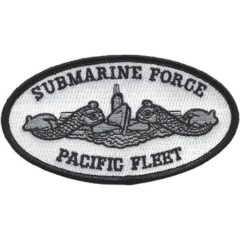 U.S. Navy Submarine Force Pacific Fleet Patch