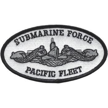 U.S. Navy Submarine Force Pacific Fleet Patch