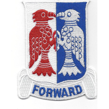 519th Airborne Infantry Regiment Patch