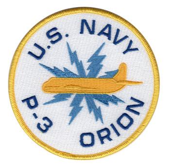U.S. Navy P-3 Orion Patch