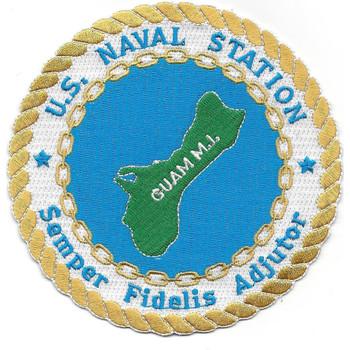 U.S. Naval Station Guam M.I. Path