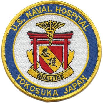 U.S. Naval Hospital Yokosuka, Japan Patch
