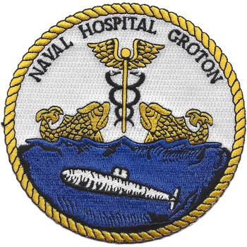 U.S. Naval Hospital Groton Patch