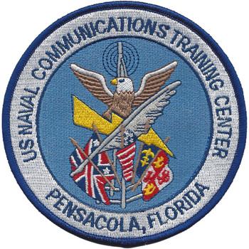 US Naval Communications Training Center Pensacola Patch
