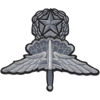 U.S. Military Master HALO Badge Patch