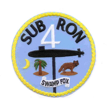 Submarine Squadron 4 Patch