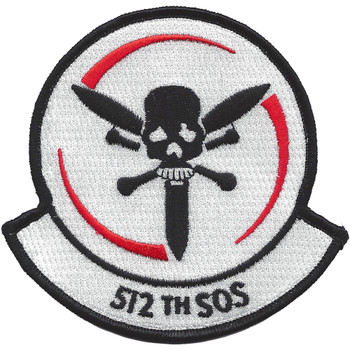 512th SOS Special Operations Squadron Patch