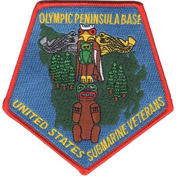 Submarine Olympic Peninsula Base Patch