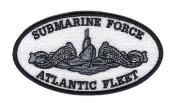 Submarine Force Atlantic Fleet Patch