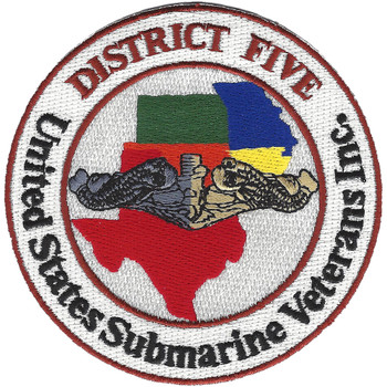 Submarine District Five Base Patch