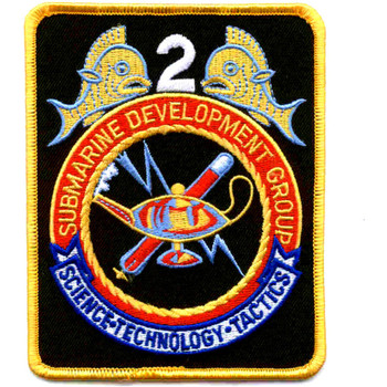 Submarine Development Group Two Patch