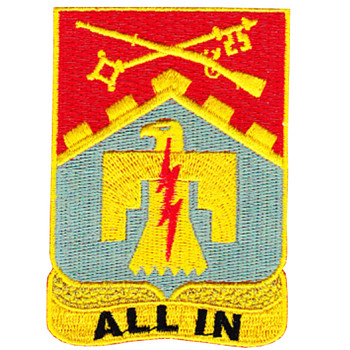 STB-83 Patch 45th Infantry Brigade Combat Team
