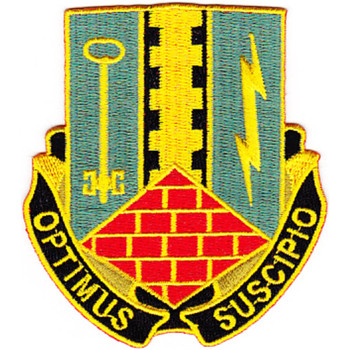 STB-80 Patch 2nd Brigade Combat Team 1st Armor Division