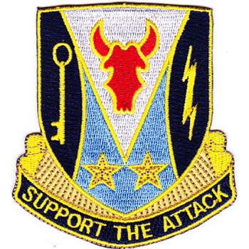 STB-75 Patch 3rd Infantry Division