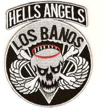 511th Airborne Infantry Regiment Patch Los Banos