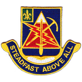 STB 4th Brigade, 10th Mount. Div. Patch