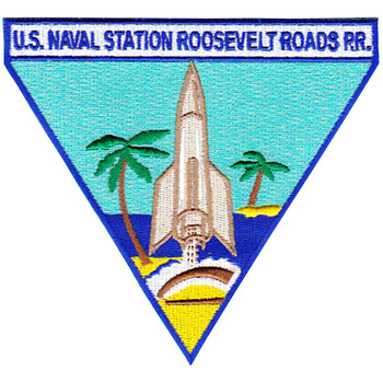 Station Roosevelt Roads PR Patch - Version A
