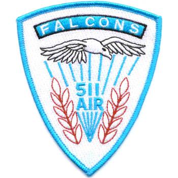 511th Airborne Infantry Regiment Falcons Patch