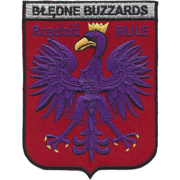 510th Fighter Squadron 2nd Poland Det. Patch